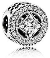 Pandora Women's Charm 925 Silver White 791970CZ