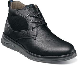 Nunn Bush Luxor Leather Plain Toe Chu a Boot - Wide Width Available