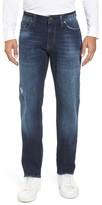 Mavi Jeans Men's Marcus Slim Straight Leg Jeans