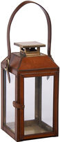 Bradburn Gallery Home 13 Augustine Leather Lantern