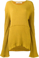 Damir Doma Karis jumper - women - Silk - M