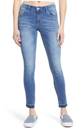 Prosperity Denim Ashley Release Hem Skinny Jeans