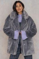 Glamorous Faux Fur Jacket