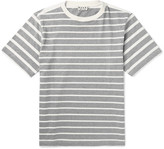 Marni - Striped Cotton-jersey T-shirt