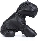 Christopher Raeburn mutt coin purse - women - Cotton/Leather - One Size