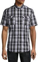 Ecko Unlimited Unltd Button-Front Shirt