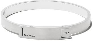 Le Gramme 21G Assemblage bracelet