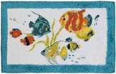 Creative Bath Creative BathTM Rainbow Fish Bath Rug