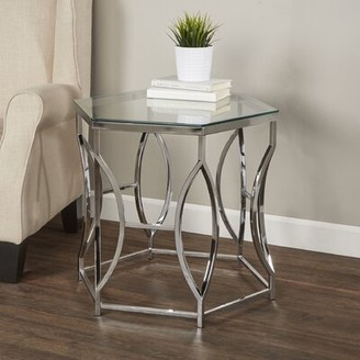 Orren Ellis Frostia Contemporary End Table