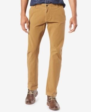 Dockers Alpha Smart 360 Flex Slim Tapered Fit Khaki Stretch Pants