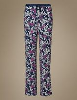 Marks and Spencer Butterfly Print Pyjama Bottoms