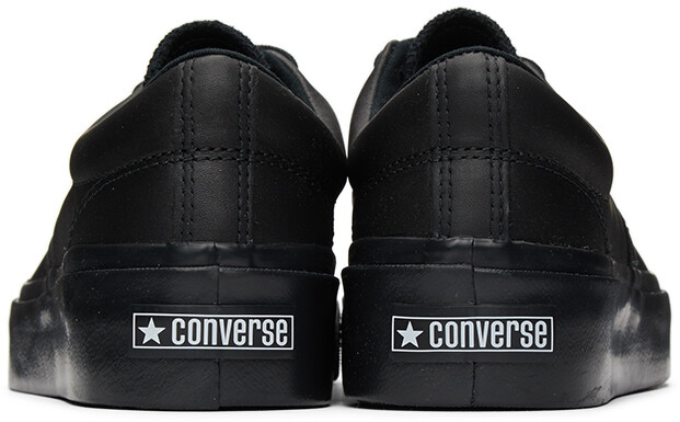Thumbnail for your product : Converse Black Skid Grip CVO OX Sneakers