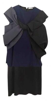 Celine Multicolour Silk Dresses
