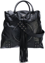 Balmain studded shopper