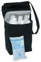 J L Childress 6 Bottle Cooler - Black