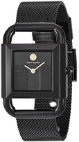 Tory Burch Phipps - TBW7253 (Black) Watches