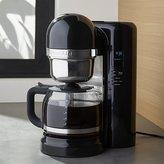 Crate & Barrel KitchenAid ® 12-Cup Coffee Maker