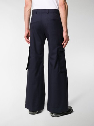 Martine Rose Wide Leg Trousers