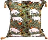 Laura Beirne Interiors The Country Pig Cushion