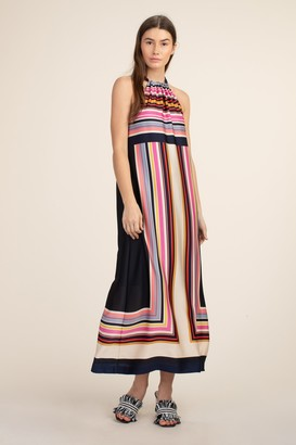 Trina Turk Maxi Rancho Dress