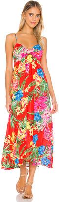 Show Me Your Mumu Magnolia Midi Dress
