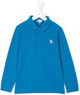 Paul Smith long sleeve polo shirt