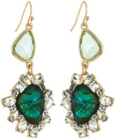 Lydell NYC Statement Crystal Drop Earrings
