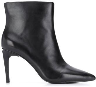 Ash stiletto ankle boots
