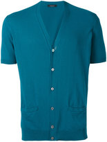 Roberto Collina button up cardigan - men - Cotton - 46