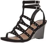 Tahari Women's TA-Fitzy Wedge Sandal