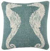 Thomas Paul Seahorse Sketch Pillow
