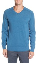 Rodd & Gunn Men's 'Burwood Bay' Wool V-Neck Sweater