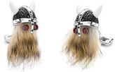 Deakin & Francis Viking Helmet Cuff Links
