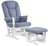 Dutailier Ultramotion by Glider/ Recliner and Ottoman Combo