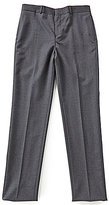 Brooks Brothers Big Boys 14-20 Flat Front Suit Pants