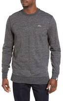 Lacoste Men's L!ve Side Zip Sweatshirt