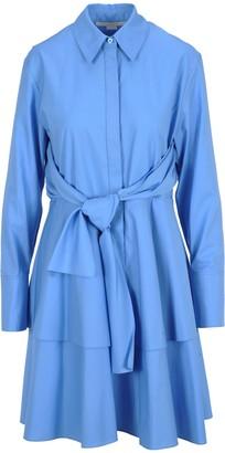 Stella McCartney Ruffle Shirt Dress