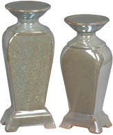 Privilege Set Of 2 Candle Holders