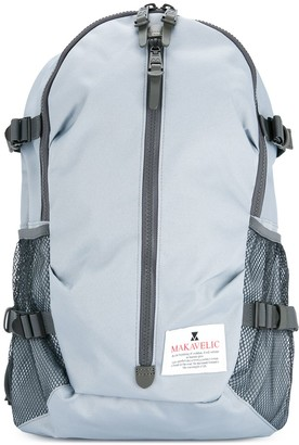Large Zip Backpack