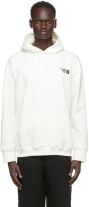 Vetements White Limited Edition Hoodie