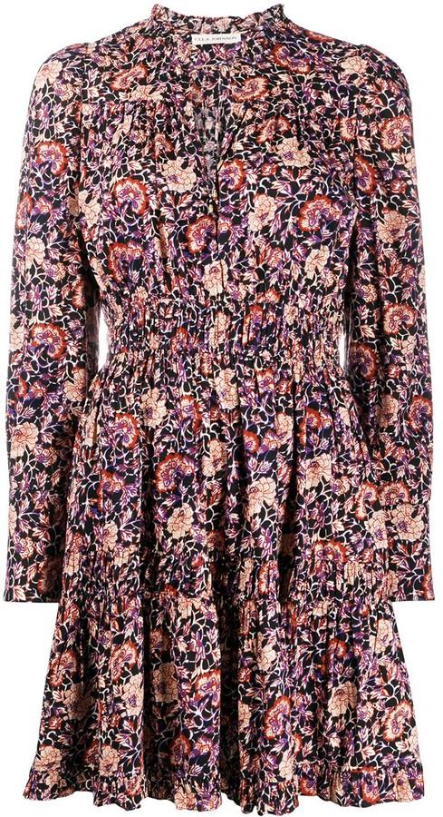 Ulla Johnson Liv floral-print dress