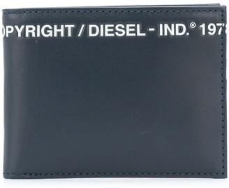 Diesel Neela XS bi-fold wallet