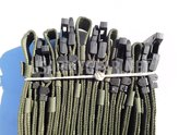 Genuine Military New US ARMY MARINE Military GI OD Green Quick Release LC-2 Pistol Belt L