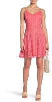Love...Ady Crochet Lace Slip Dress