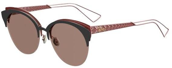 Christian Dior Diorama Club Oval Sunglasses