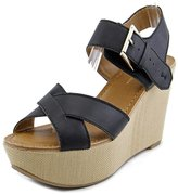 Tommy Hilfiger Fizz 2 Women US 8.5 Wedge Sandal