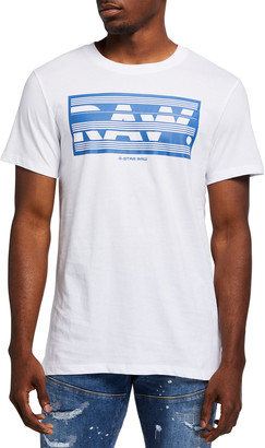 G Star Men's Boxed RAW Graphic T-Shirt
