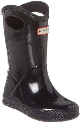 Hunter First Classic Gloss Pull-On Rain Boot