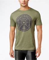 Reebok Men's Bumper Plate Graphic T-Shirt
