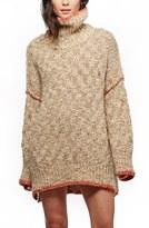 Free People Echo Turtleneck Pullover